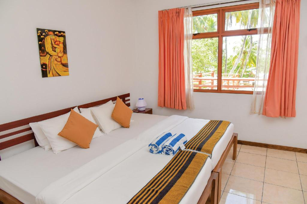 Superior Double Sea View - View Kanbili GH