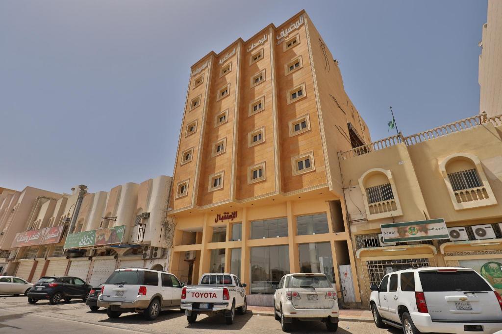 OYO 226 Al Mathef Al Awal Apartments 1 in Al Ahsa - Room ...