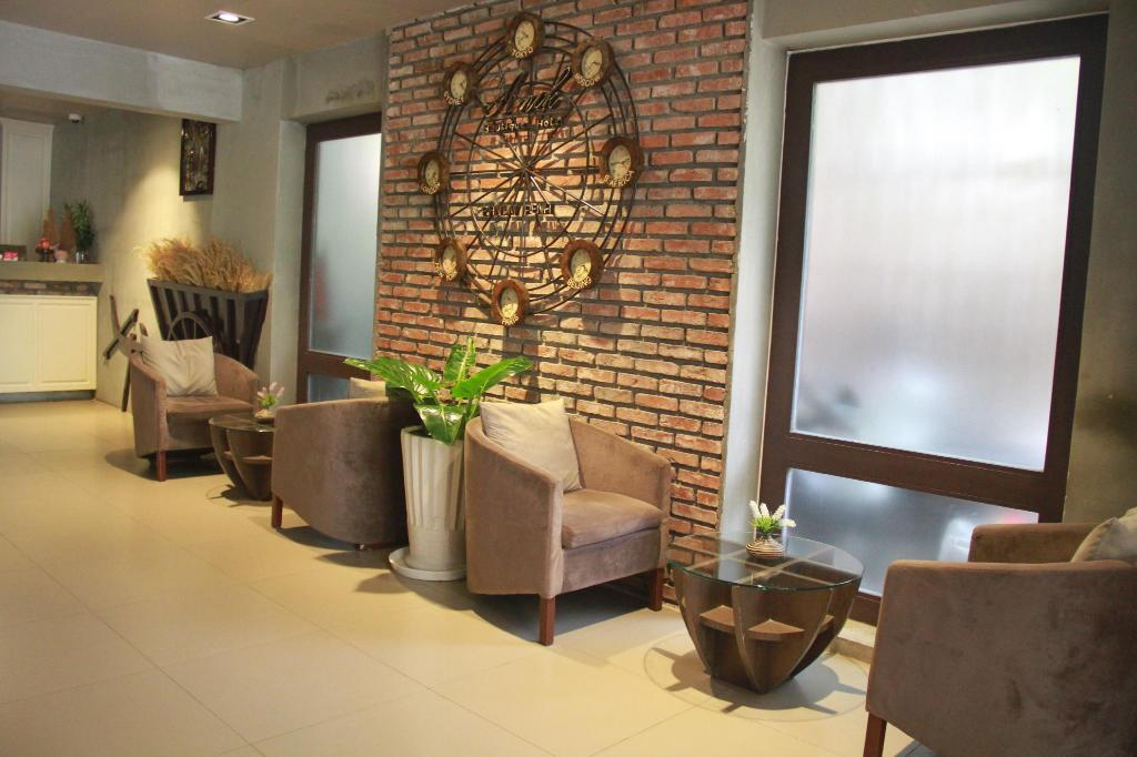 Lobby Anik Boutique Hotel and Spa - Norodom Blvd