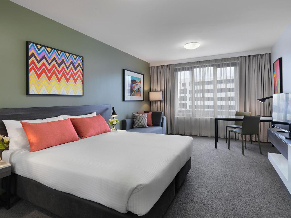 Studio - Bed Adina Apartment Hotel Sydney Airport