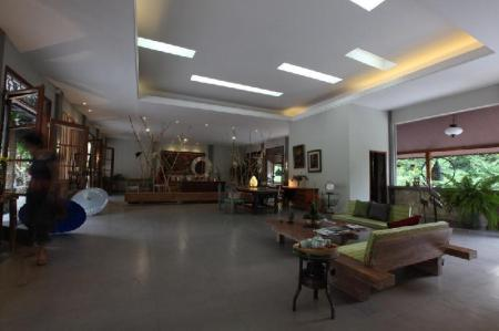 Lobby Amata Borobudur Resort