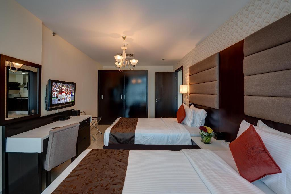 See all 6 photos Emirates Grand Hotel Apartments