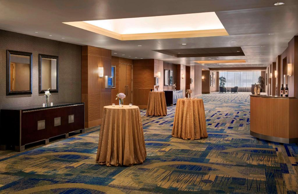 Vista Interior Hyatt Regency Pittsburgh Intl Airport (Hyatt Regency Pittsburgh International Airport)