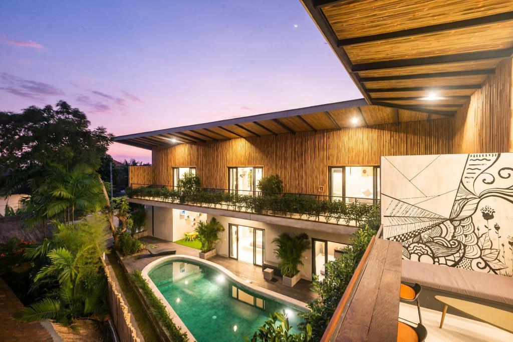 Canggu Dream Studios Villas Hotel Bali Deals Photos Reviews