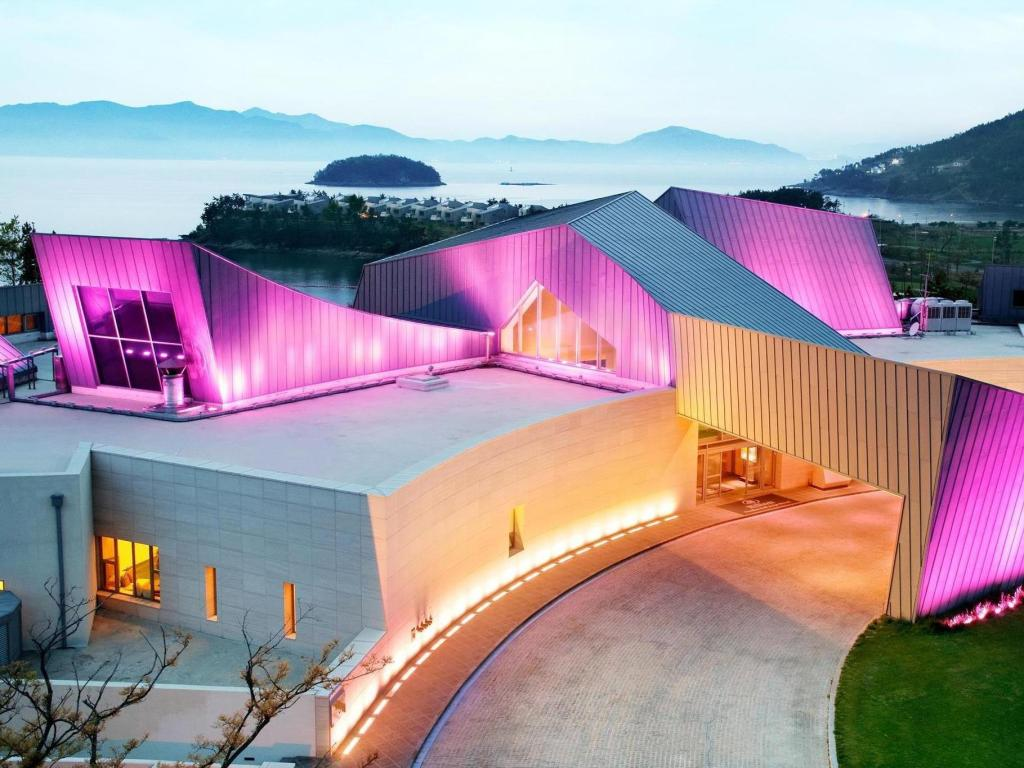 Namhae Golf and Spa Resort