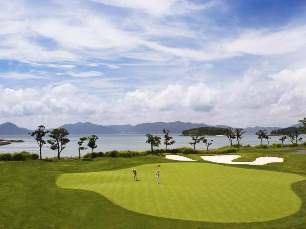 See all 60 photos Namhae Golf and Spa Resort