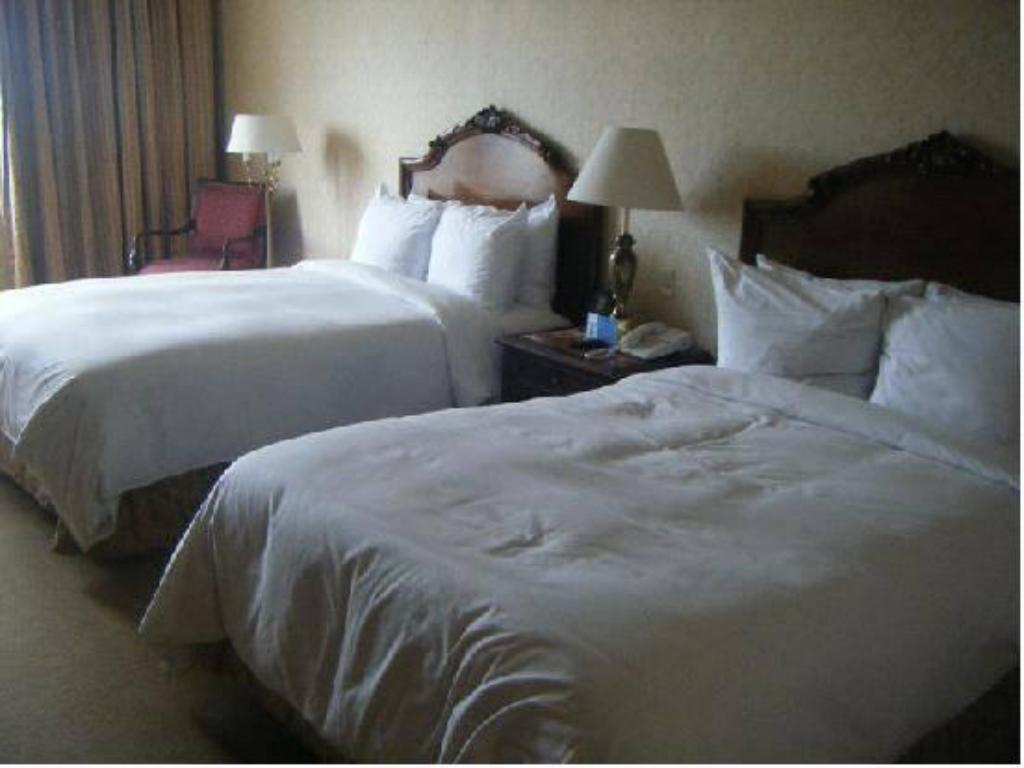 Double with 2 Double Beds Princess San Salvador Hotel