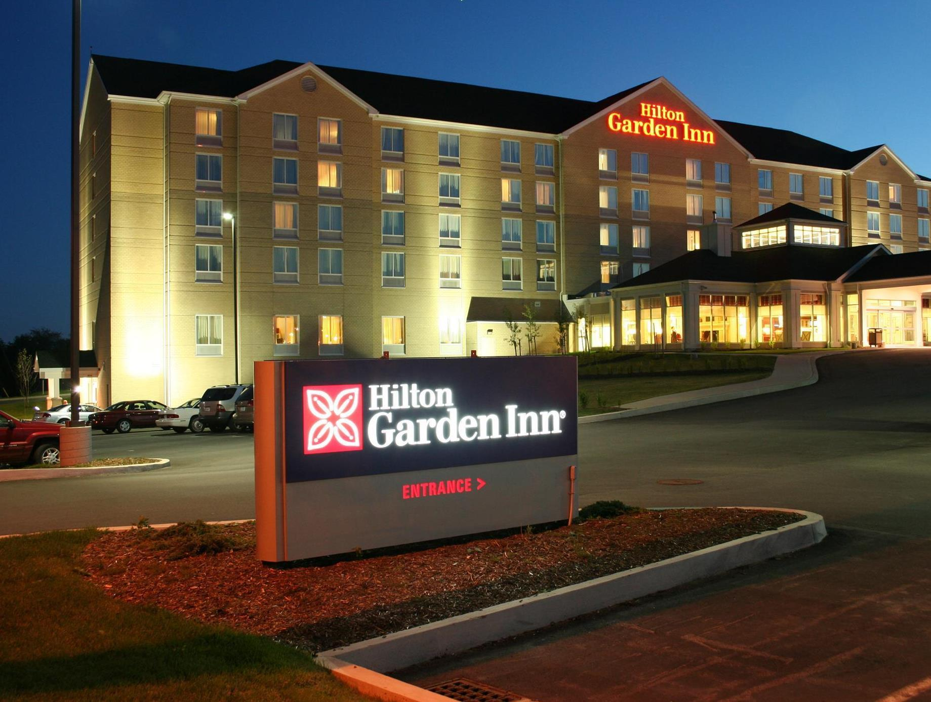 Hilton Garden Inn Halifax Airport in Halifax (NS) - Room Deals ...