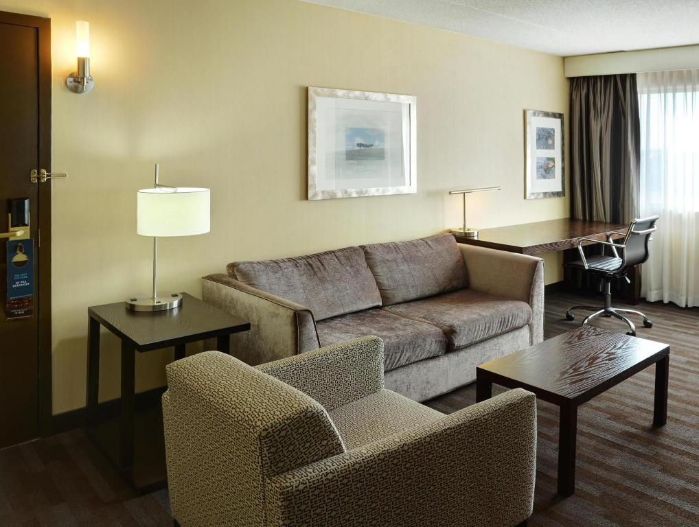 Vista Interior Hilton Winnipeg Airport Suites