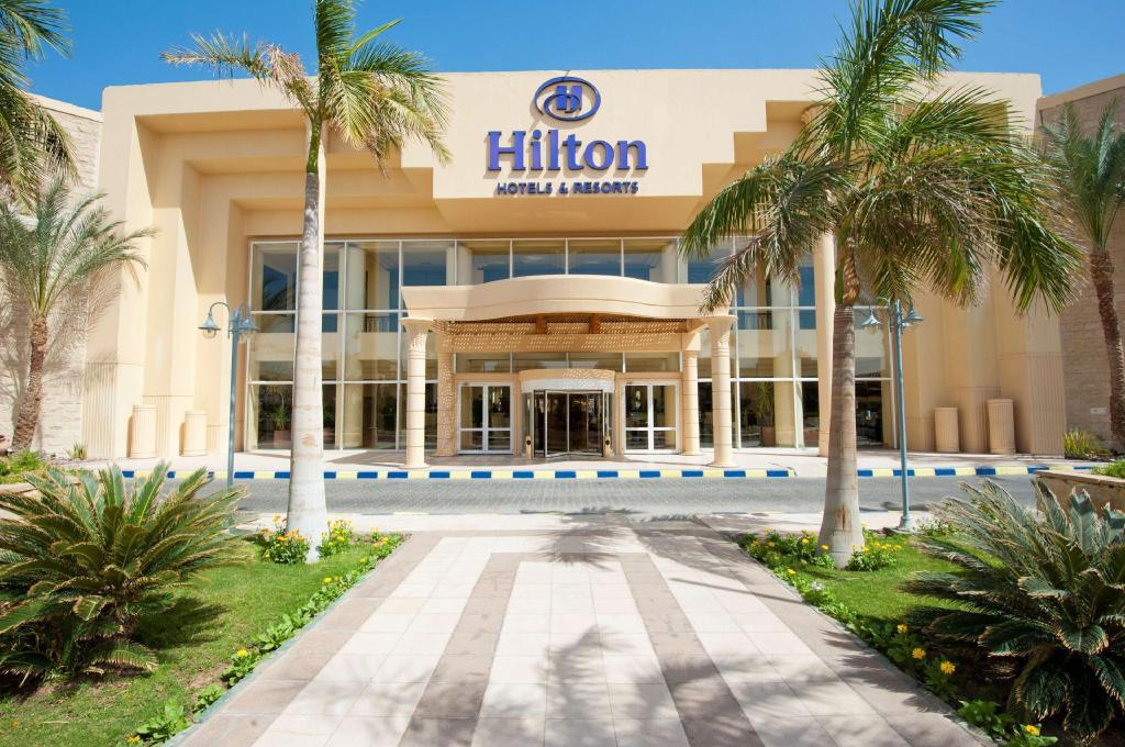 Hilton Hurghada Resort (Egito) - Desde R$ 53 - agoda.com