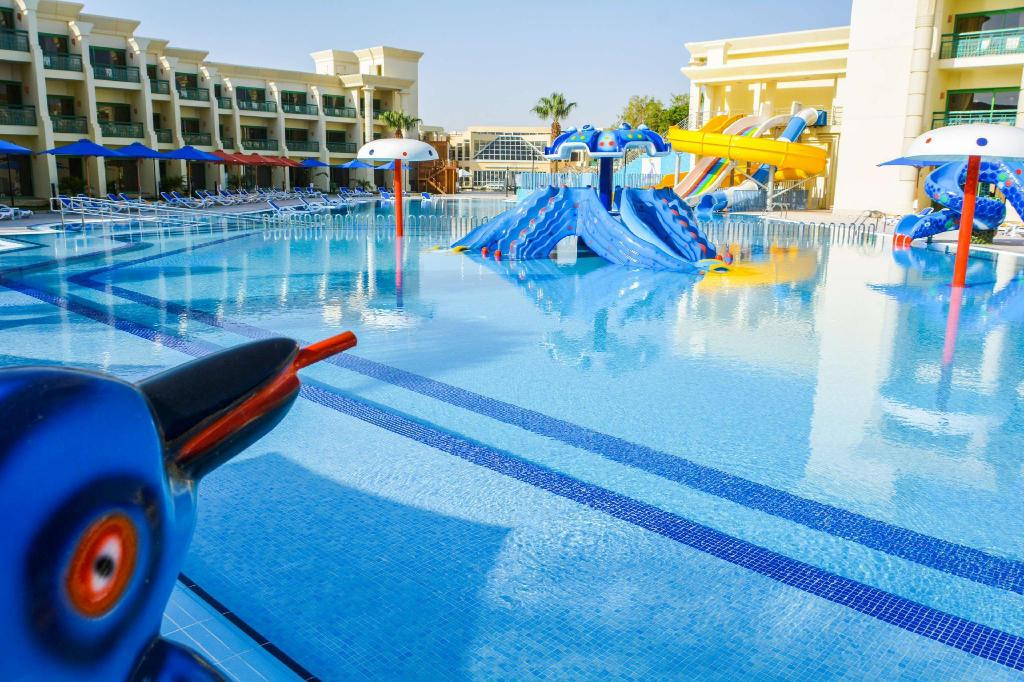 Swimming pool [outdoor] Hilton Hurghada Resort