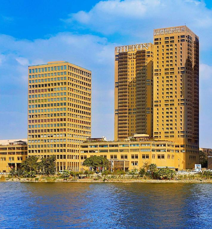 Hilton Cairo World Trade Center Residences
