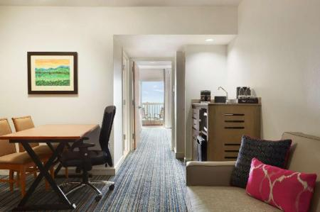 1 King Suite - Guestroom Embassy Suites Hotel Dorado del Mar Beach