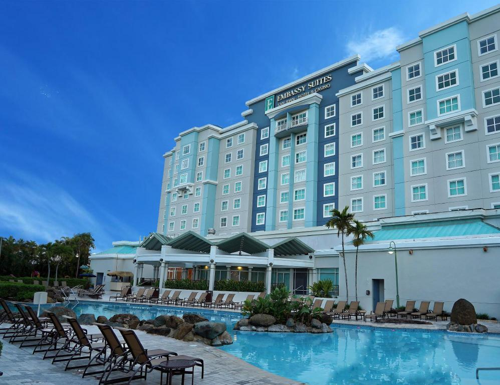 More about Embassy Suites Hotel San Juan Hotel & Casino