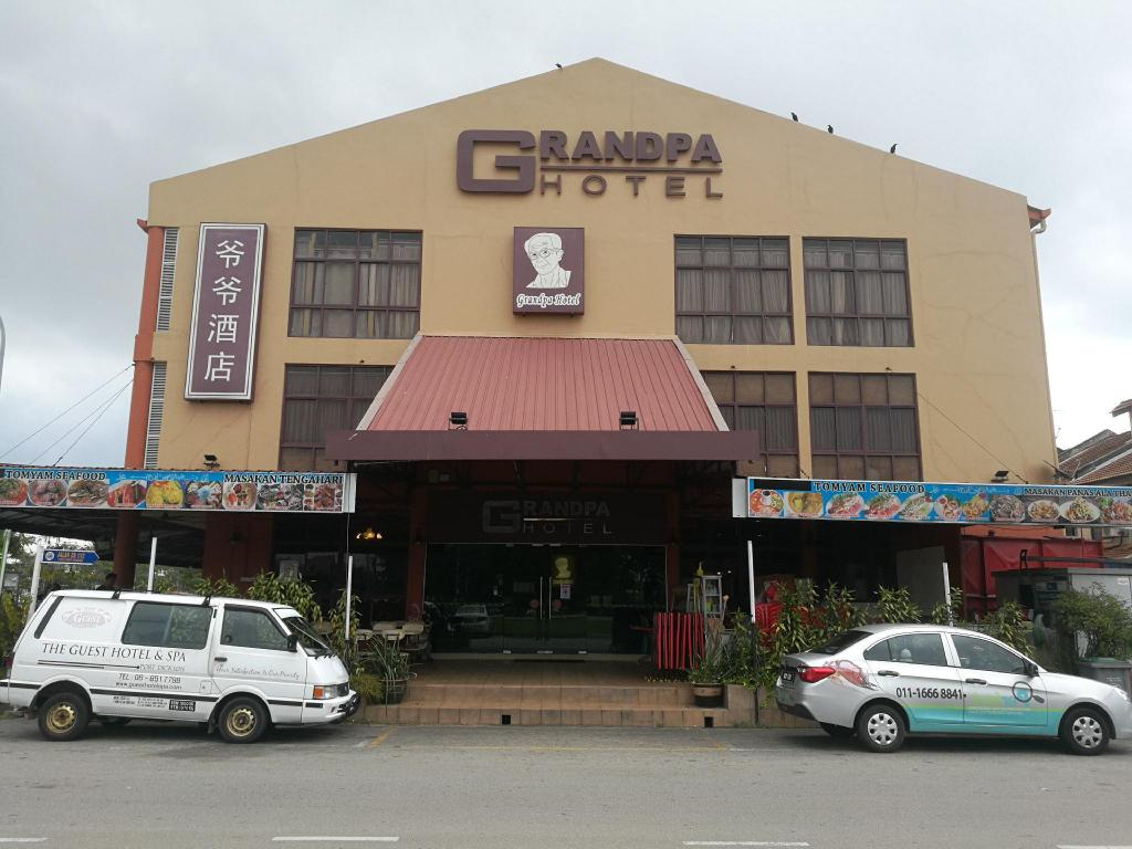 More about Grandpa Hotel