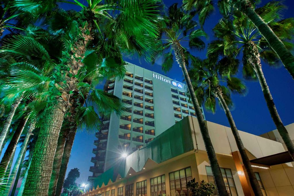 More about Mersin HiltonSA