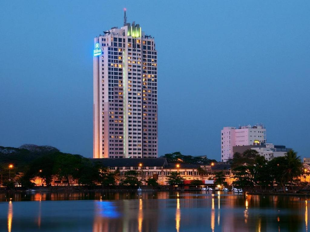 Meer over Hilton Colombo Residence