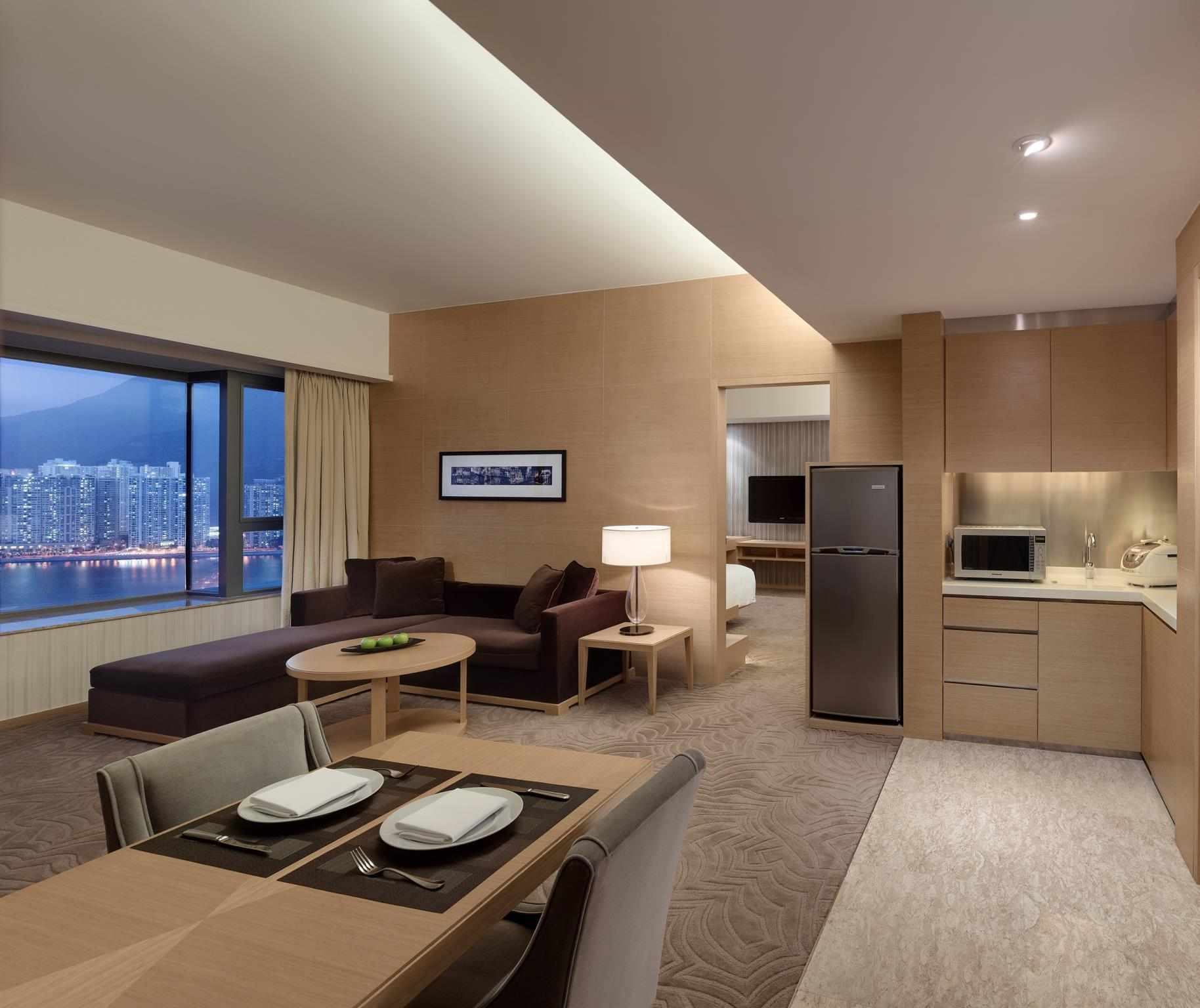 兩臥室行政套房 (2 Bedroom Executive Suite )
