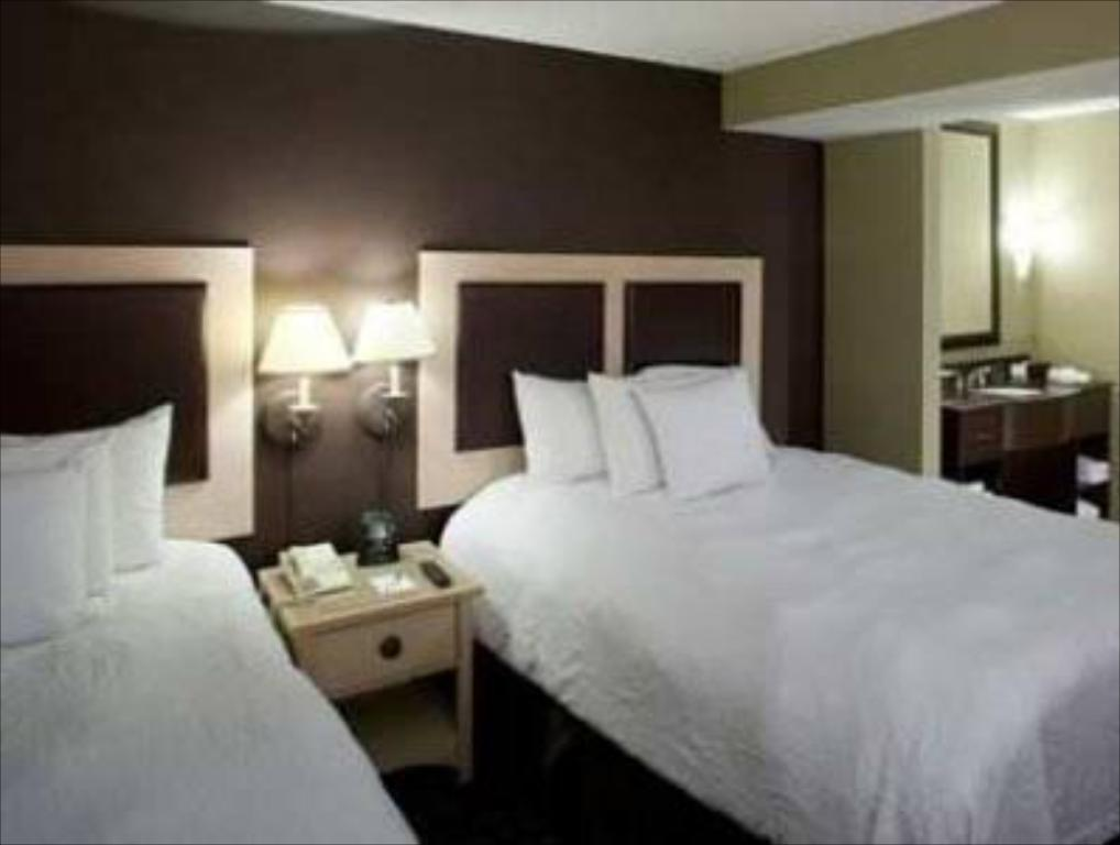 1 Bedroom Suite Double Bed Homewood Suites By Hilton Austin Arboretum Northwest Hotel