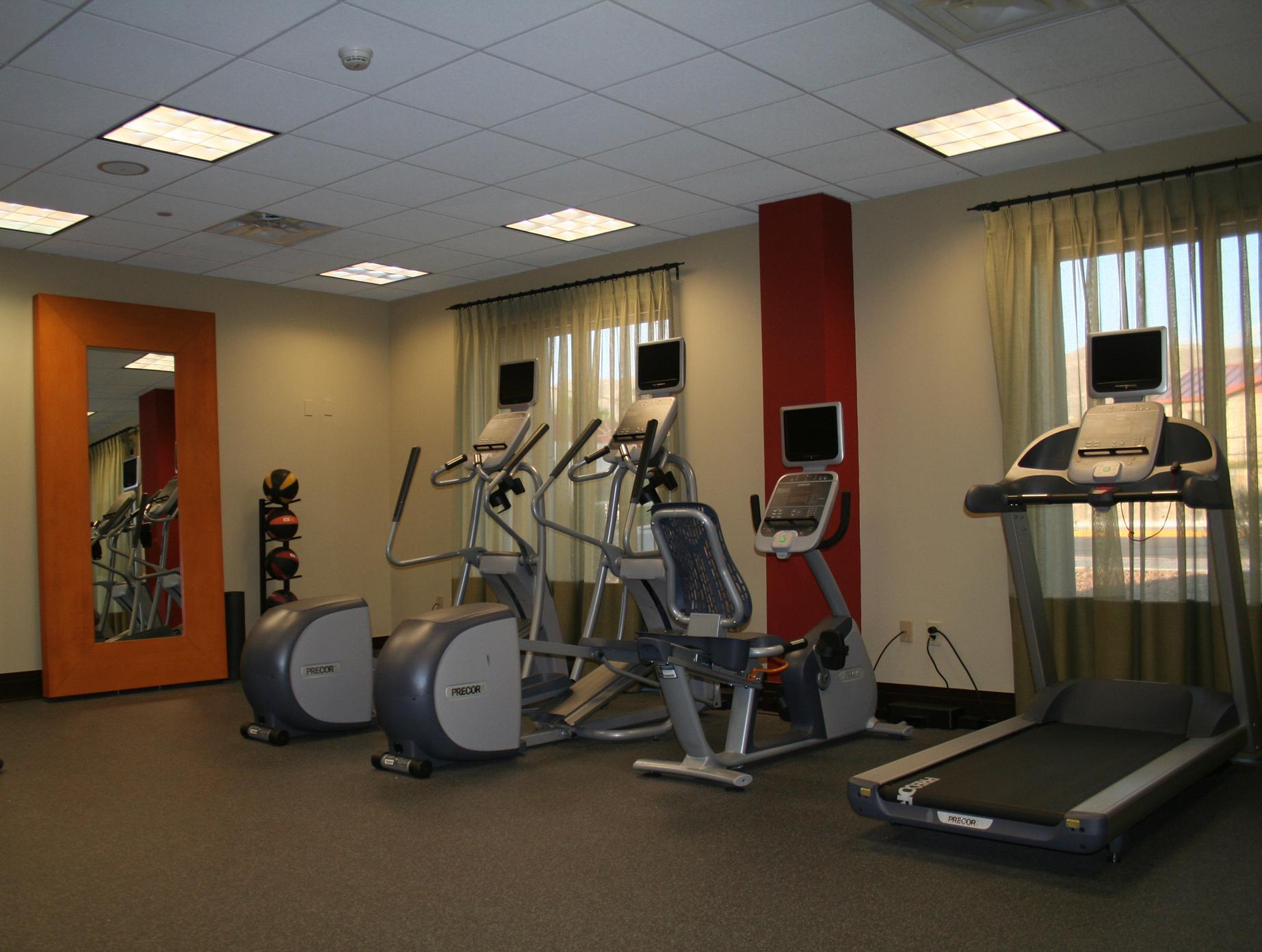Fitness Center Hilton Garden Inn El Paso Hotel