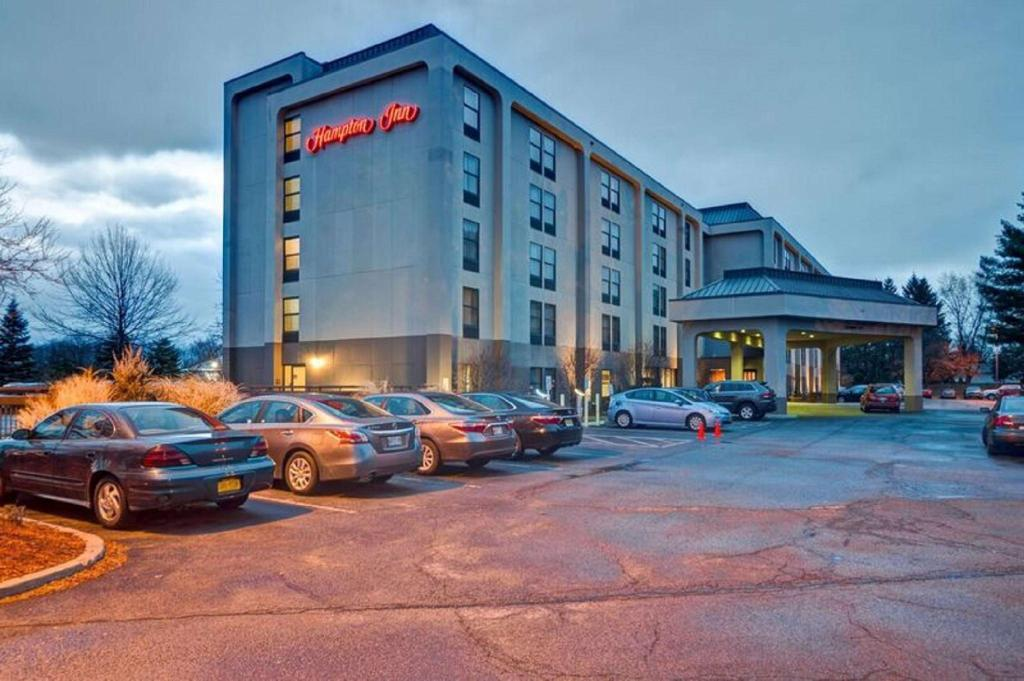 Hampton Inn Albany Wolf Road