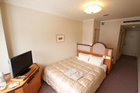 Double Room - Non-Smoking - Bed Hida Hotel Plaza