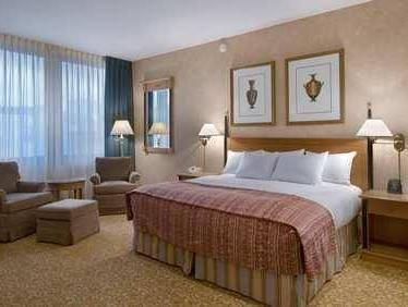 Suite Deluxe dengan Katil King (Deluxe Suite with King Bed)