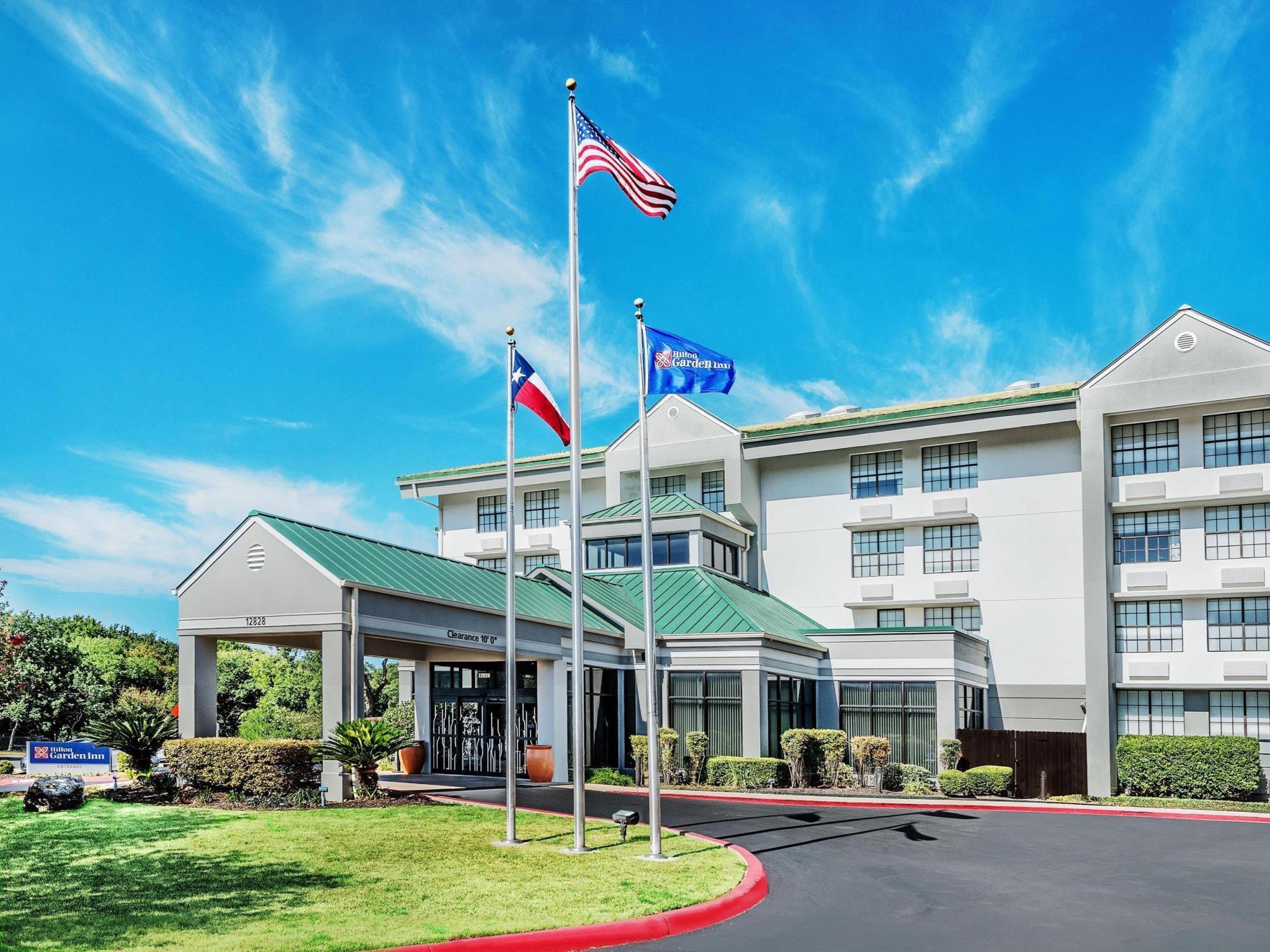 More About Hilton Garden Inn San Antonio Airport Hotel