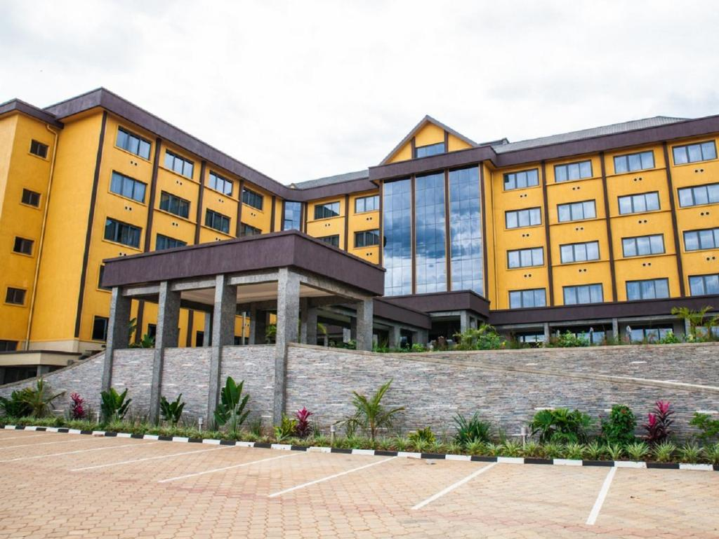 Grand Legacy Hotel in Kigali - Room Deals, Photos & Reviews