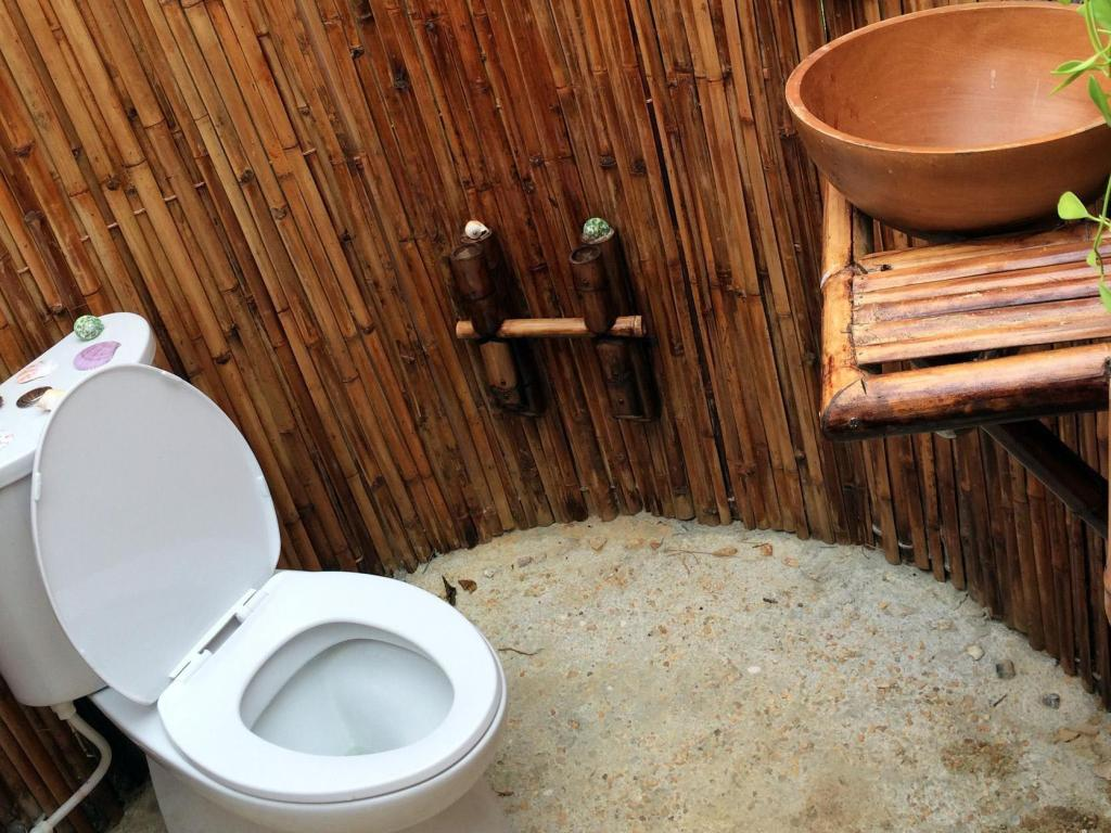 Bathroom Coffee and Resort