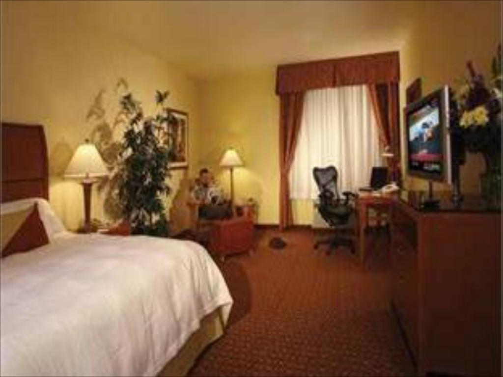 1 king bed guestroom hilton garden inn las vegas henderson - Hilton Garden Inn Las Vegas