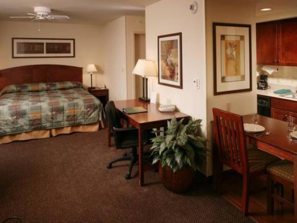 Estudi llit King Homewood Suites by Hilton Anchorage - AK Hotel