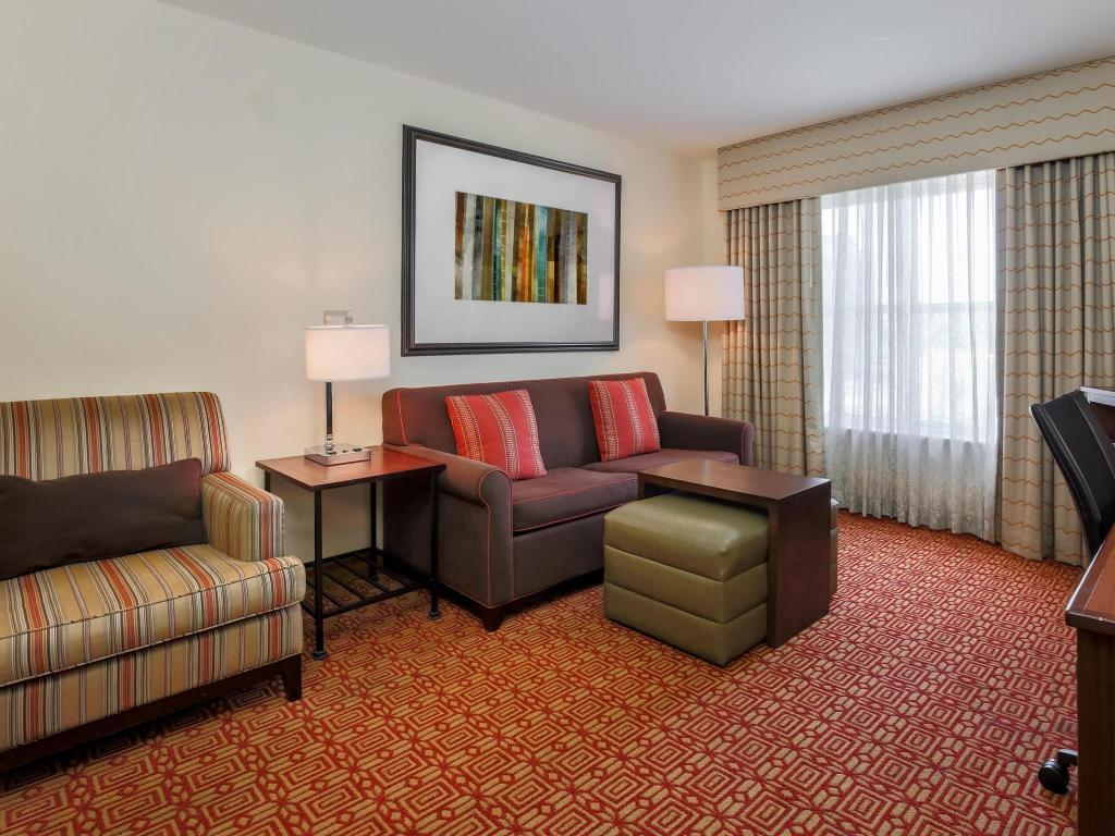 Vista interior Homewood Suites by Hilton Anchorage - AK Hotel
