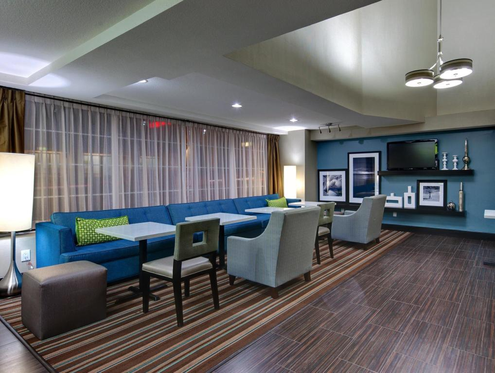 Vista Interior Hampton Inn & Suites Hermosa Beach Hotel