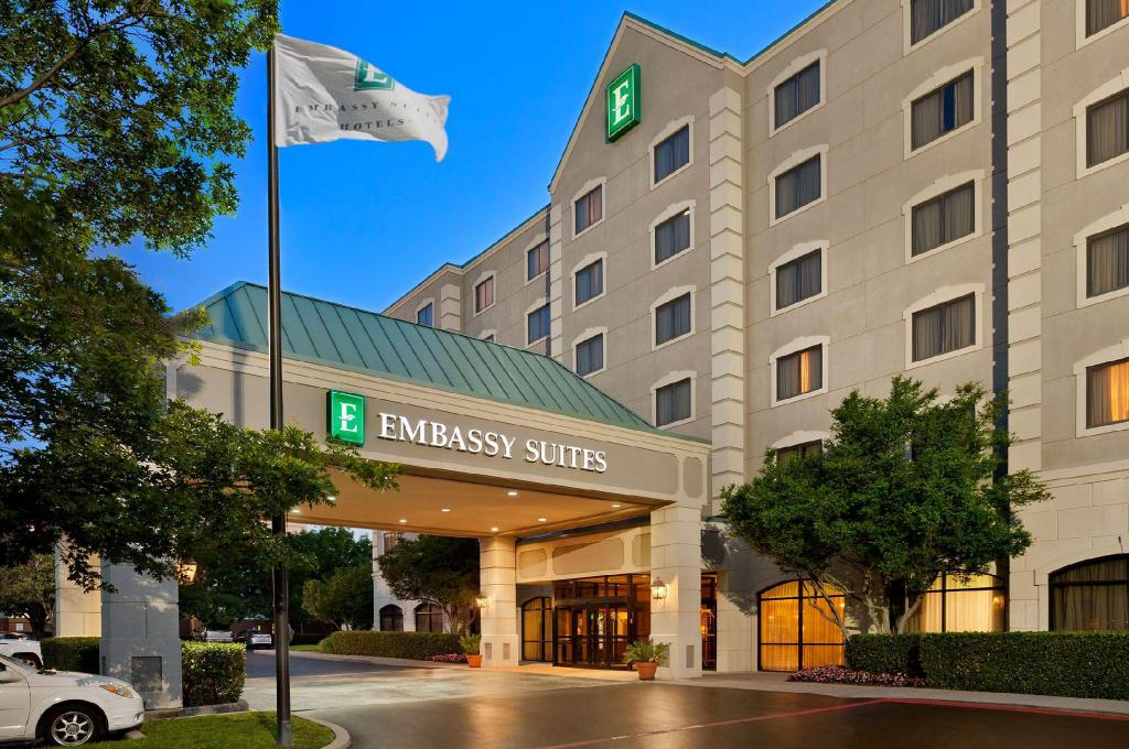 Embassy Suites Dallas Near The Galleria Hotel