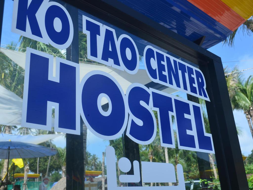 Ko Tao Center Hostel