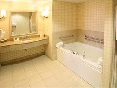 Captivating Junior Suite   Bathroom Hilton Garden Inn Omaha West Hotel
