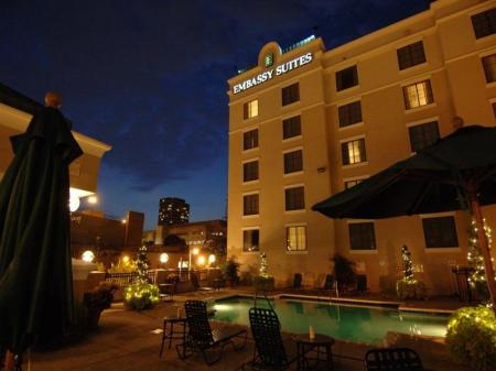 Swimming pool [outdoor] Embassy Suites Hotel Orlando Downtown
