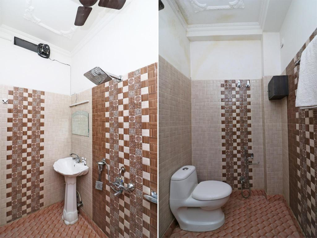 Classic Double or Twin - Bathroom OYO 40815 Krish Residency