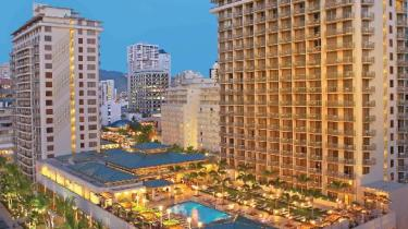 Embassy Suites Hotel Waikiki Beachwalk Honolulu Hi