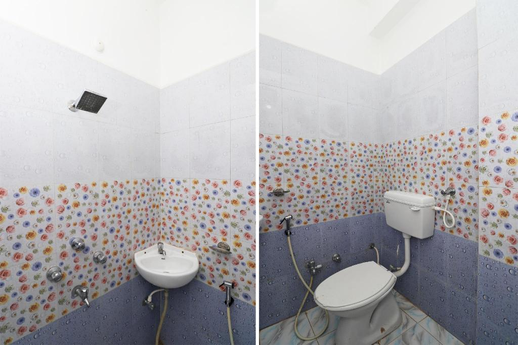 SPOT ON Room without Air Conditioning - Bathroom