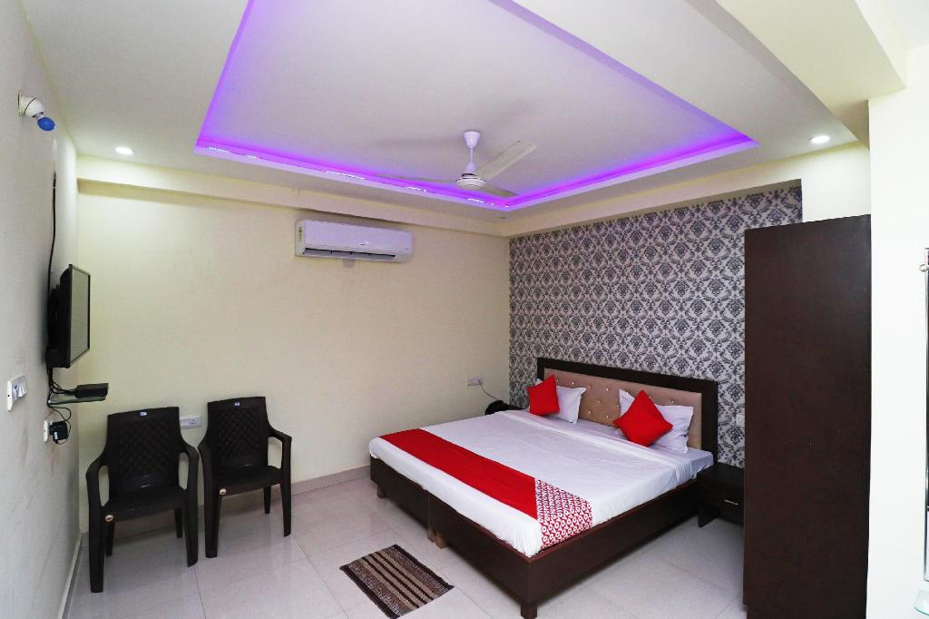 Classic Double or Twin - Room plan OYO 41087 Hotel Sumangal