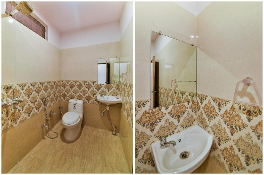 Classic Double or Twin - Bathroom OYO 40746 The Shiv Garh Resort