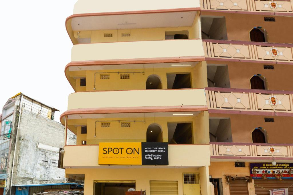 More about SPOT ON 40974 Tirumala Residency