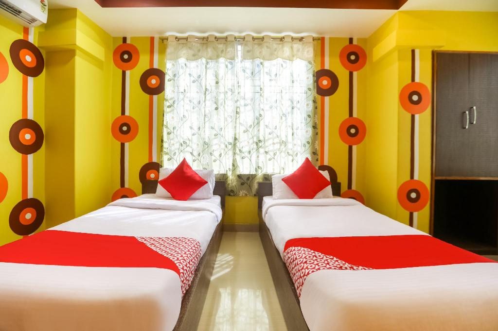 Classic Double or Twin - Bed OYO 40052 Hotel Sonakshi dx