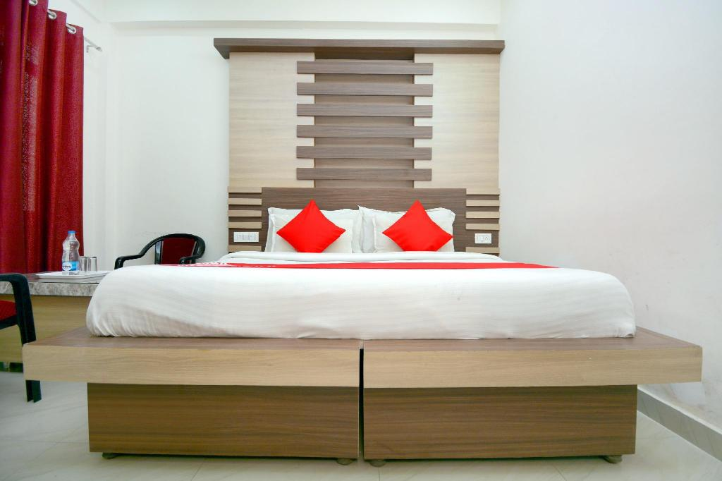 Deluxe View Room - Bed