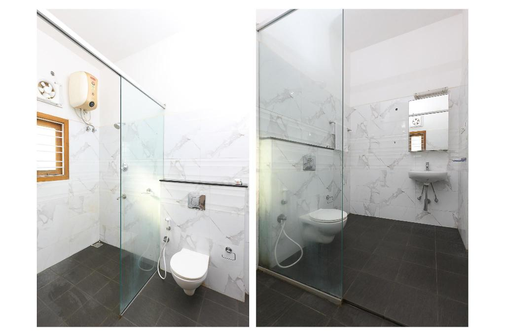 Classic Double or Twin - Bathroom OYO 41460 Ecr Bay Villas And Resorts