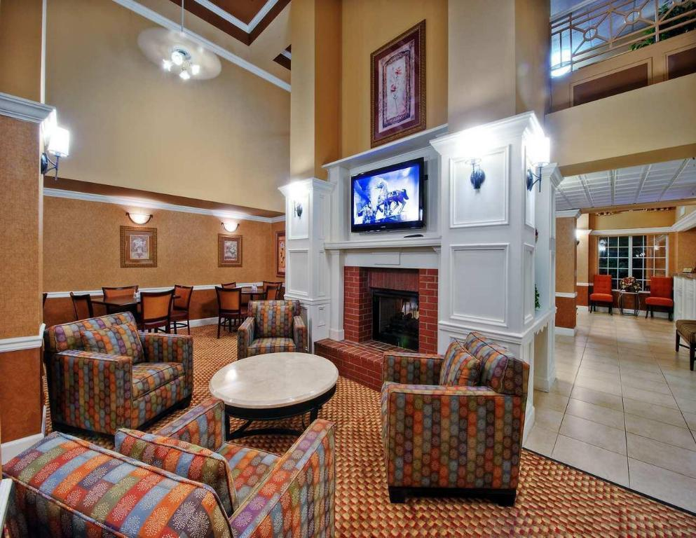 Lobi Homewood Suites By Hilton Chattanooga Hamilton Place
