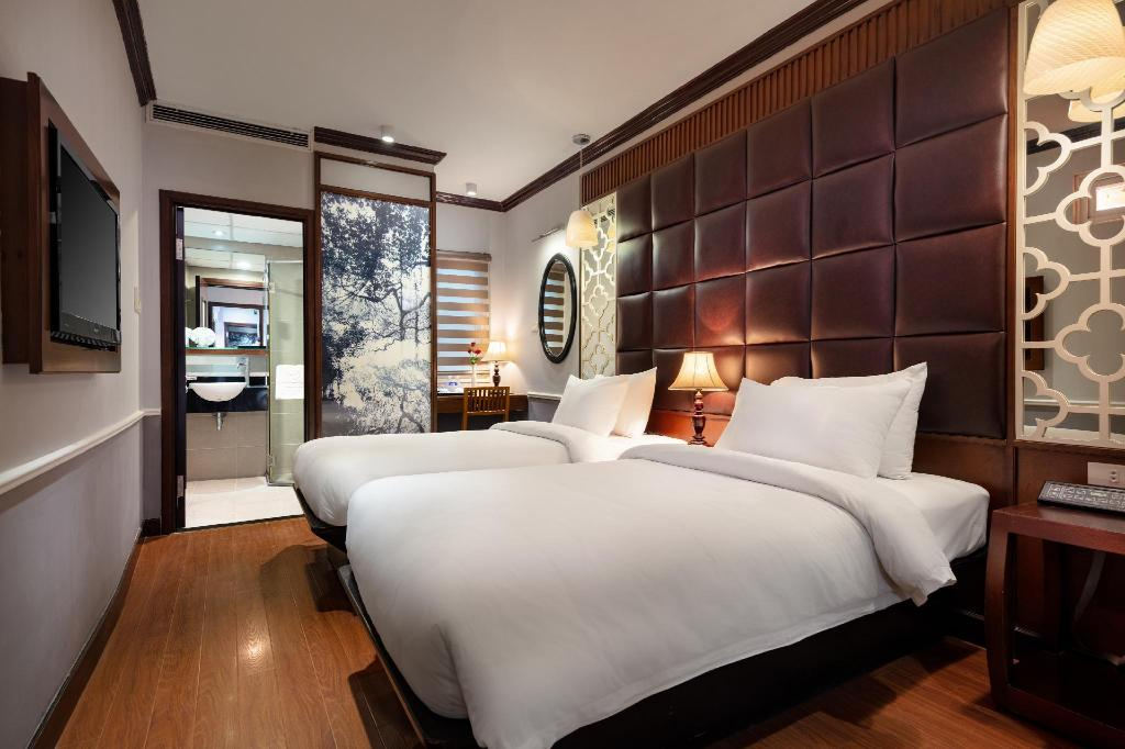 Classic Double or Twin Room - Bedroom Classy Holiday Hotel & Spa