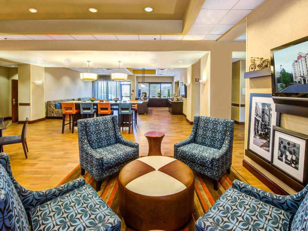 Vestabils Hampton Inn & Suites Atlanta-Galleria Hotel
